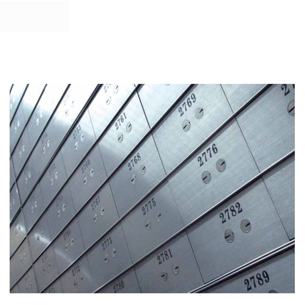 China Secuirty Safe Deposit Box with Keys Valuables Storage Safe Box K-BXG45 factory and suppliers | Mdesafe Featured Image