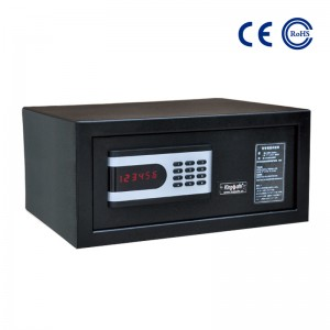 Hot sale Factory New High Quality Parts Professional Electronic Top Open Hotel Safe -