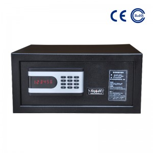 China Guest Room safe laptop & hotel safe K-BE800 factory and suppliers | Mdesafe