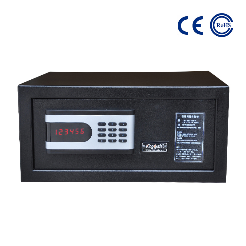 China Special Price for Hotel Room Digital Password Safe Box - Guest Room safe laptop & hotel safe K-BE800 – Mdesafe factory and suppliers | Mdesafe