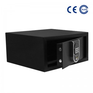 100% Original Factory Wholesale Side And Top Open Embedded Safe Box For Hotel Room -