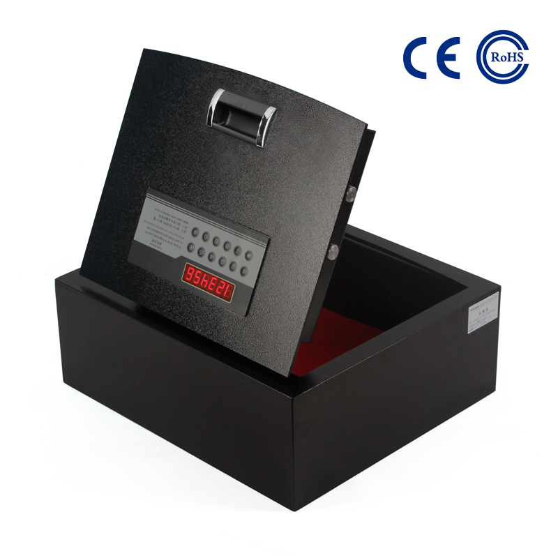 China Laser Cutting Laptop Safe with Electronic Digital Safe Box K-FG600 factory and suppliers | Mdesafe Featured Image