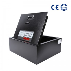2020 China New Design Wholesale Price Motorised Hotel Room Safe Box With Backlit Keypad -