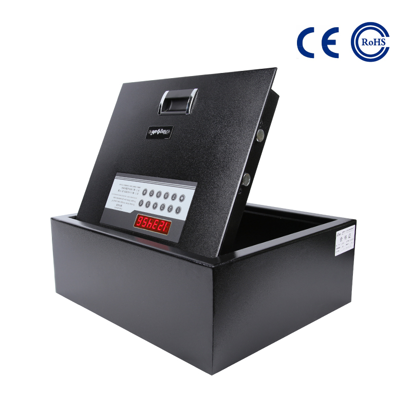 China Top Quality Hotel Drawer Safe - Hotel Top Opening Safe With LED Display K-FGM600 – Mdesafe factory and suppliers | Mdesafe Featured Image