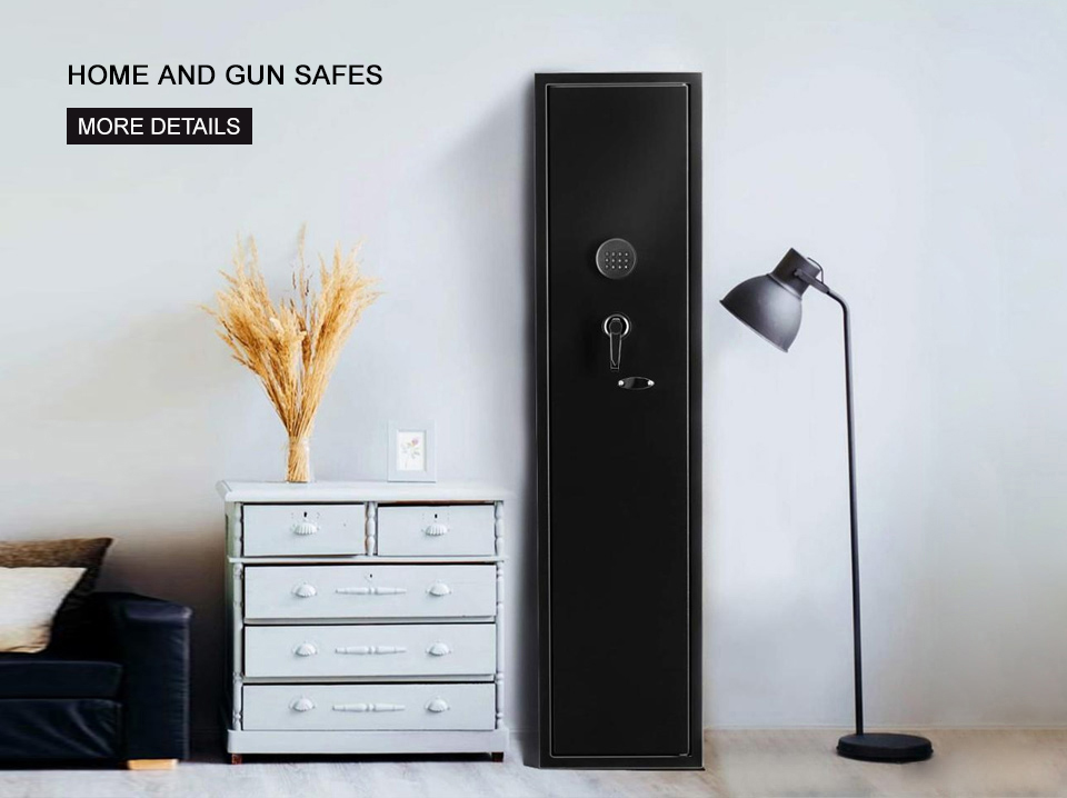 Home and gun safe