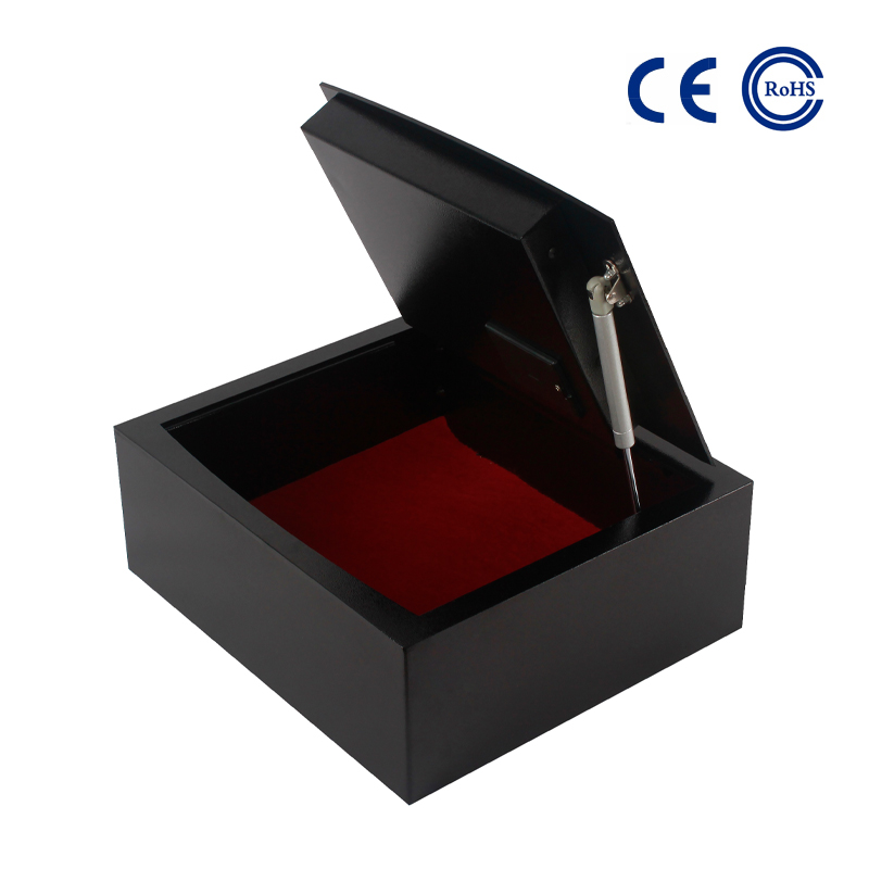 China China Supplier Innovative Hotel Safes - Laser Cutting Laptop Safe with Electronic Digital Safe Box K-FG600 – Mdesafe factory and suppliers   Mdesafe