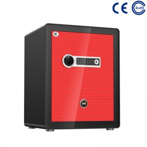Electronic Fingerprint Home Safe Box MD-60A