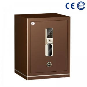 Bedroom Closet Electronic Fingerprint Safe For Home MD-60B