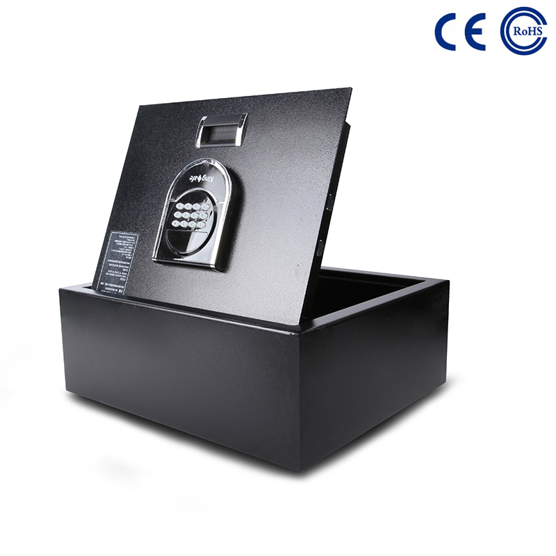 China Best Price on Office Hotel Use High Quality Metal Key Box - OEM Hotel Room Safe With Blue Backlight Keypad K-FGM001 – Mdesafe factory and suppliers | Mdesafe Featured Image