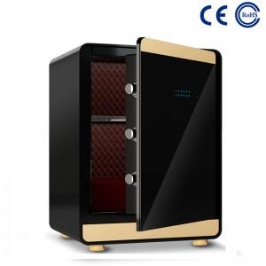 Home Digital Biometric Fingerprint Safe Box