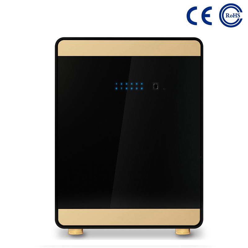 China China New Product Home Key Lock Box - Home Digital Biometric Fingerprint Safe Box – Mdesafe factory and suppliers | Mdesafe