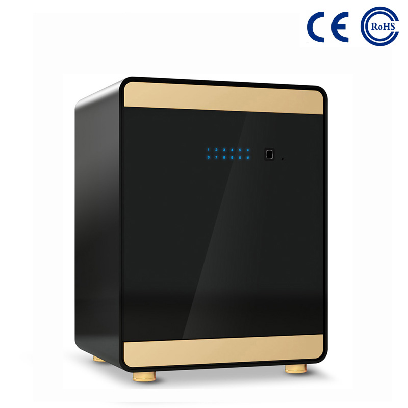 China Factory selling Small Fireproof Box For Documents -