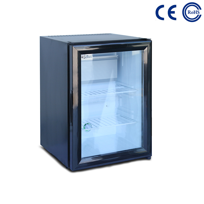 China 8 Year Exporter Mini Refrigerator With Glass Door - Glass Door Hotel and Home Use Mini Beverage Fridge M-25T – Mdesafe factory and suppliers | Mdesafe Featured Image