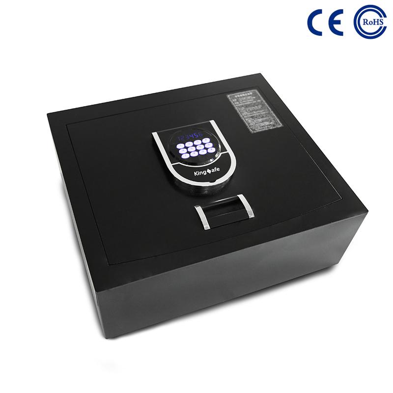 China Security Electronic Laptop Hotel Guestroom Luwas nga Kahon nga adunay Digital Lock K-FG001 pabrika ug mga tagahatag |  Gipili nga Litrato sa Mdesafe