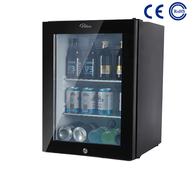China High Quality for Hotel Mini Bar Beverage Refrigerator Moden - Hotel No Noise Absorption Mini Bar Fridge Without Compressor M-40T – Mdesafe factory and suppliers | Mdesafe