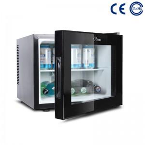 Mini Display Refrigerator 22L Hotel Mini Bar Custom Mini Fridge M-22BC