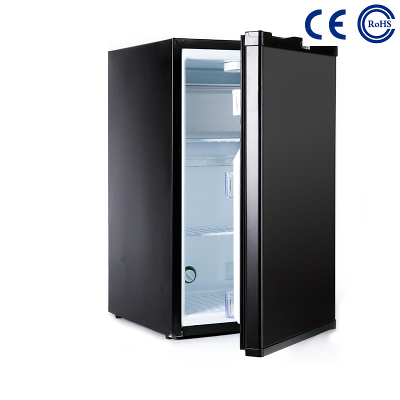 China Wholesale Hotel Guestroom Eco-Friendly Minibar Fridge Thermoelectric Drawer Minibar - 50L Absorption Minibar with Foam Door for Hotel Mini Fridge M-50A – Mdesafe factory and suppliers | Mdesafe