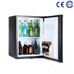 China Solid Door Mini Refrigerator Hotel and Household Fridge M-30A factory and suppliers | Mdesafe