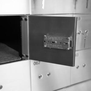 Mechanical Custom Safe Deposit Locker for Hotel & Bank K-BXG30