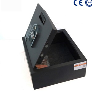 China Security Electronic Laptop Hotel Guestroom Safe Box with Digital Lock K-FG001 factory and suppliers | Mdesafe