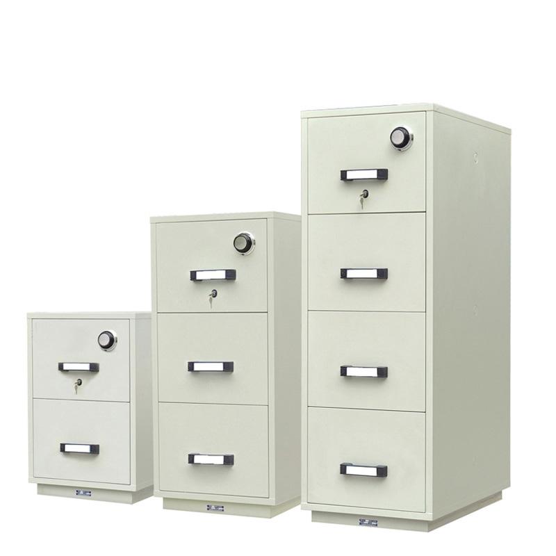 Cheap price Intelligent Digital Password Electronic Home Safe - Fireproof File Cabinet Safe Box For Office K-FRD20 – Mdesafe