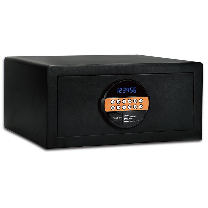 Hotel Standard Side Opening Backlights Keypad Security Safe Box K-JG002 Featured Image
