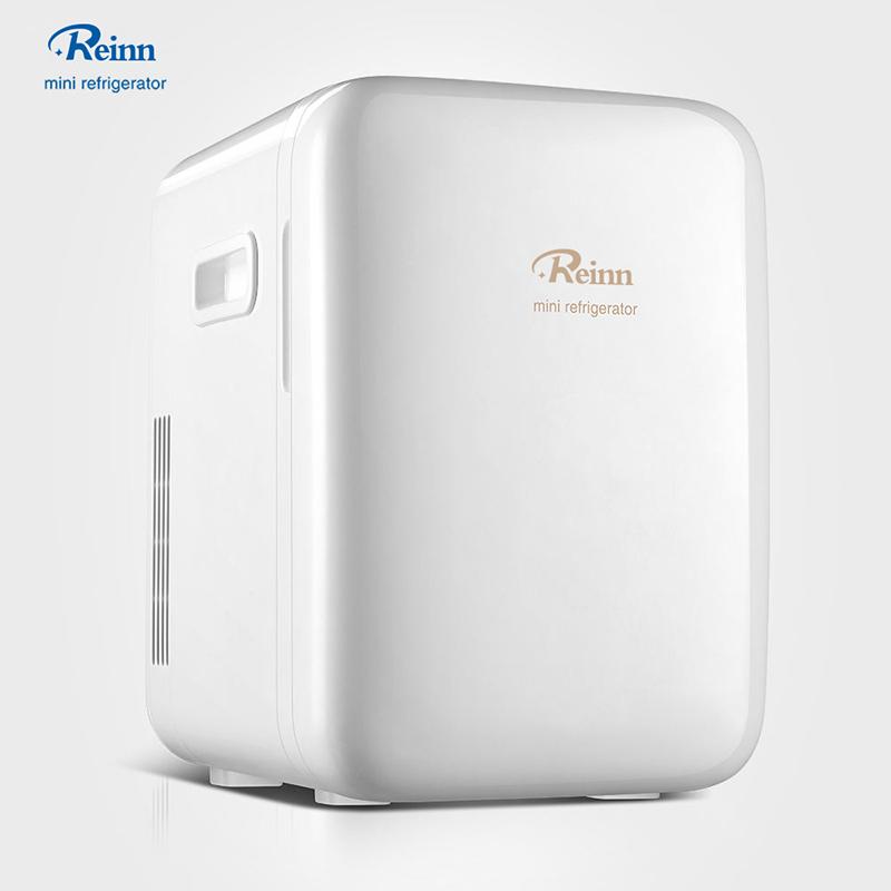 10L Mini Car Refrigerator Car and Home Use Portable Cooler And Warmer Mini Fridge Featured Image