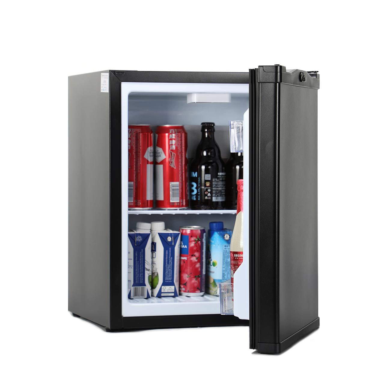 Китай Фабрика и доставчици на хладилник с хладилник с твърда врата и домакински хладилник M-30A |  Представено изображение в Mdesafe