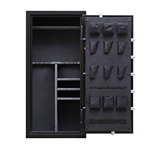 Home Gun & Rifle Safes with Door Pocket