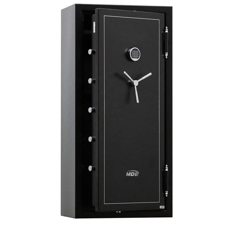 China 2020 China New Design High Security Metal Smart Mini Electronic Hotel Safe Deposit Box - Home Gun & Rifle Safes with Door Pocket – Mdesafe factory and suppliers | Mdesafe Featured Image
