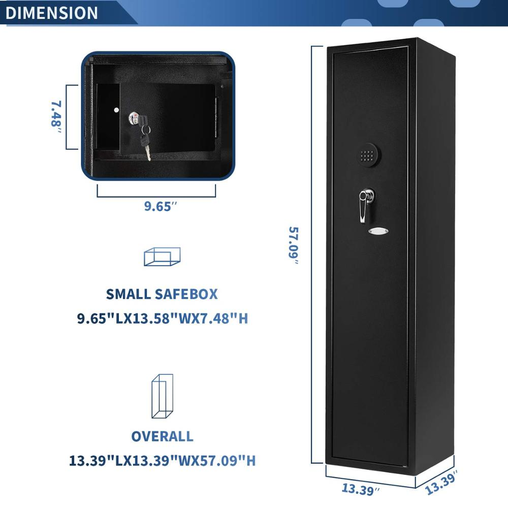 China Hot Selling for Compact Digital Safe And Cash Box -