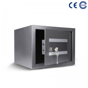 Factory making Small Cash Safes -