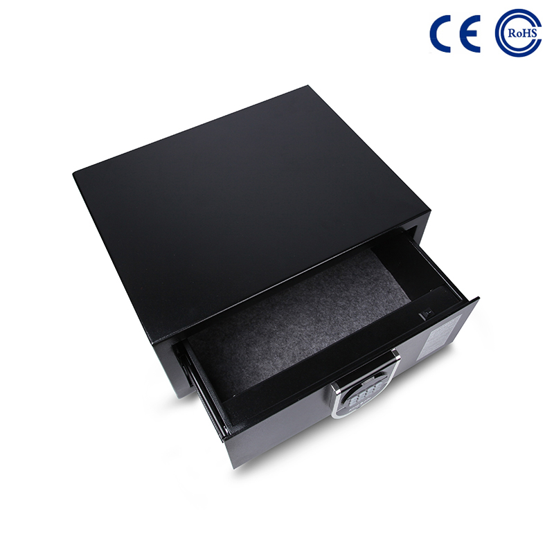 China Smart Intelligent  Electronic Hotel Safe Box, Digital Safes K-DR001 factory and suppliers | Mdesafe Featured Image
