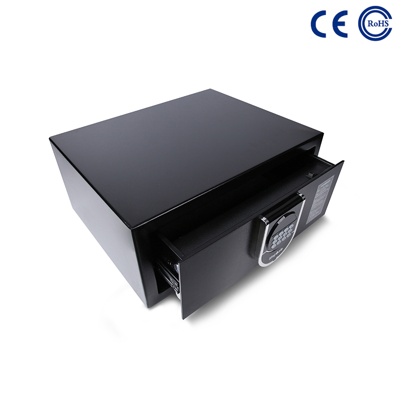 China Lowest Price for Hotel Use Wall Mounted Key Box - Smart Intelligent  Electronic Hotel Safe Box, Digital Safes K-DR001 – Mdesafe factory and suppliers | Mdesafe